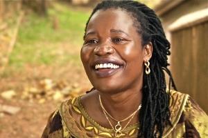 SLF Field Representative Idah Mukuka