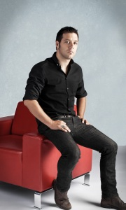 George Stroumboulopoulos is participating in A Dare to Remember!
