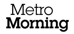 Metro Morning logo