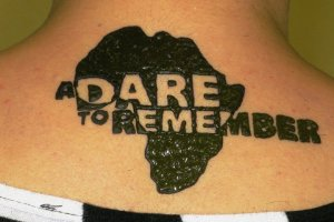 Brandy's A Dare to Remember henna tattoo